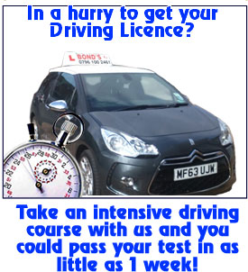 get driving lessons Tameside with Tameside Crash Courses